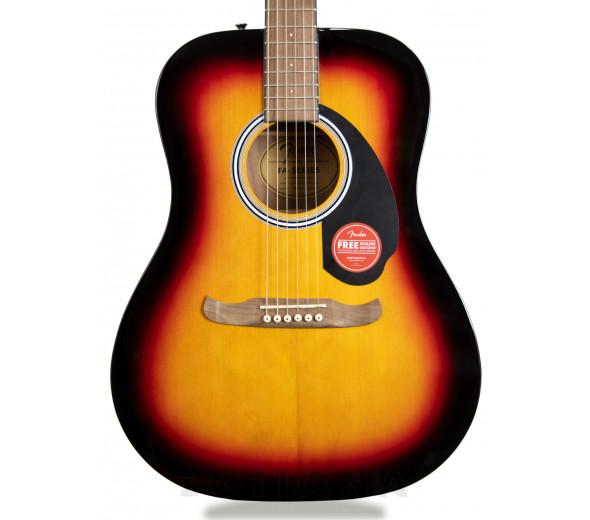 Guitarras Dreadnought Fender FA-125 Dreadnought WN Sunburst B-Stock