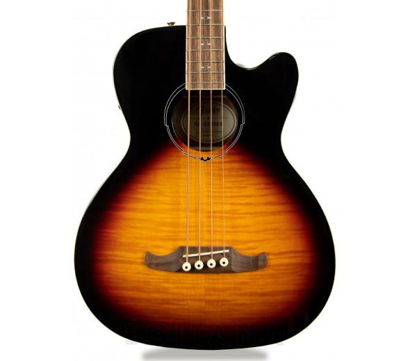 Bajos acústicos y semiacústicos Fender FA-450CE 3TSB A-Bass