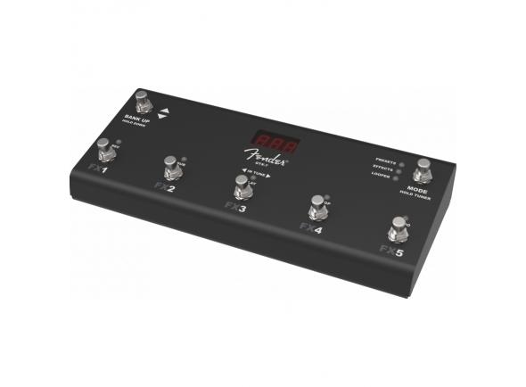 Interruptores Fender GTX-7 Footswitch