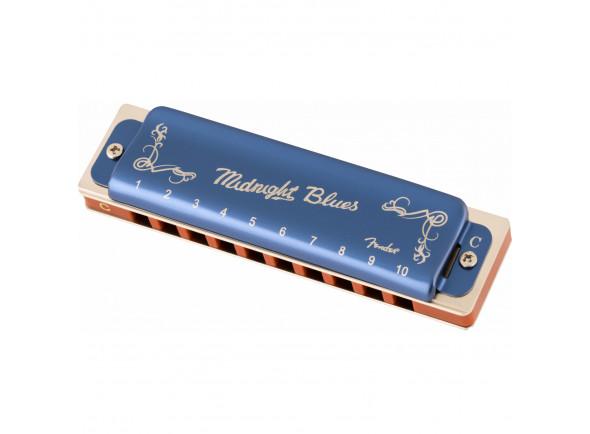 Armónica diatónica Fender  Midnight Blues Armonica Do