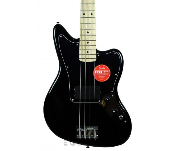 Bajo de 4 cuerdas Fender SQ Aff. Jaguar Bass MN H BK