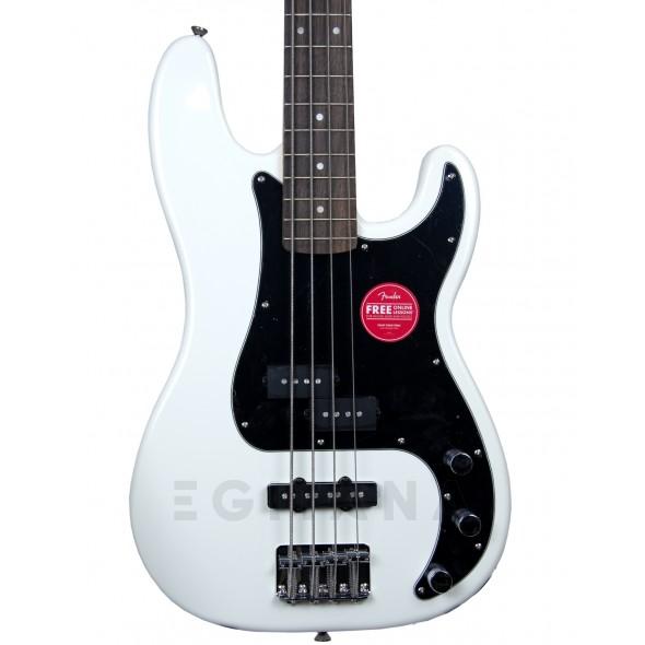 Bajo de 4 cuerdas Fender Squier Affinity Precision Bass PJ OWT IL