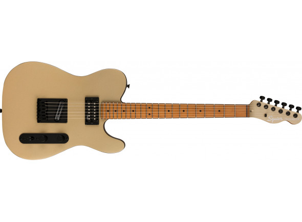 Guitarras de formato T Fender SQ Contemp Tele RH MNSHG