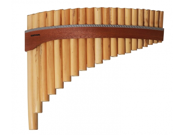 Flauta PAN Gewa Panpipes G-Major 18 Pipes
