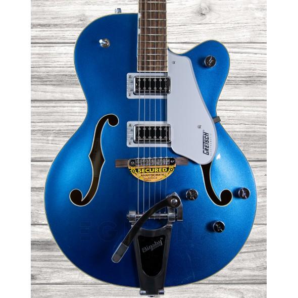 Guitarras Hollowbody Gretsch G5420T Electromatic Bigsby Fairlane Blue