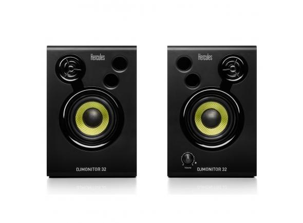 Monitores de estudio activos Hercules DJ Monitor 32