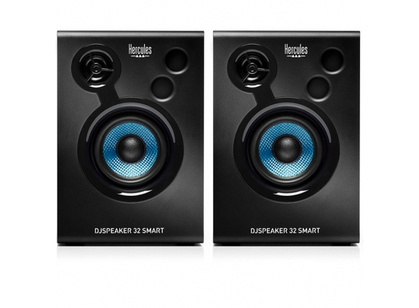 Monitores de estudio activos Hercules DJ Speaker 32 Smart Bluetooth