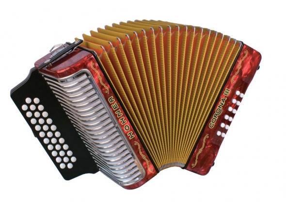 Concertina Hohner Corona III