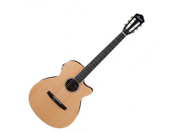Guitarras clásicas electrificadas Ibanez AEG7TN-NT Nylon