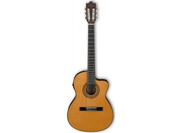 Guitarras clásicas electrificadas Ibanez GA5TCE-AM