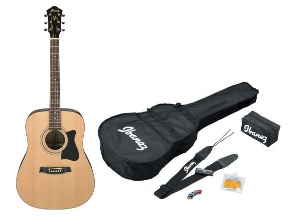 Guitarras Dreadnought Ibanez V50NJP-NT Jam Pack EXPO