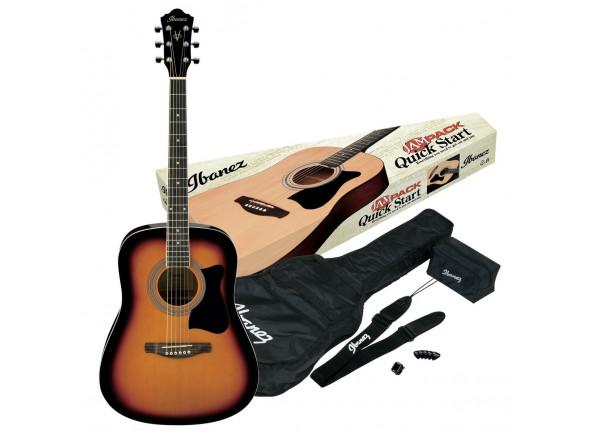 Guitarras Dreadnought Ibanez V50NJP-VS Jam Pack EXPO