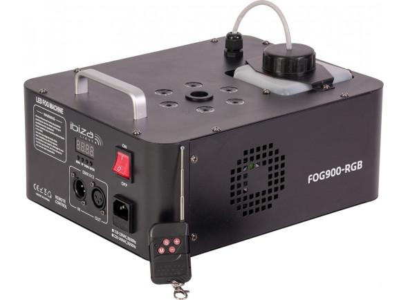 Máquinas de Fumo Ibiza  LIGHT FOG900 RGB