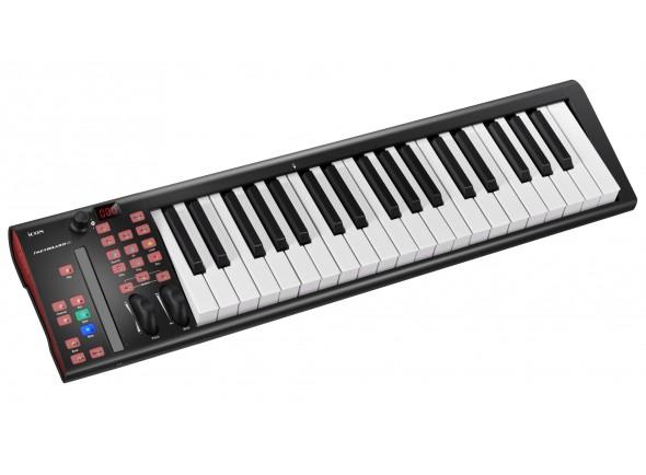 Controladores de teclados MIDI Icon iKeyboard 4X