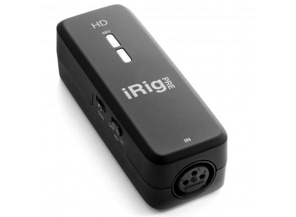 Interfaz de audio USB IK Multimedia  iRig Pre HD