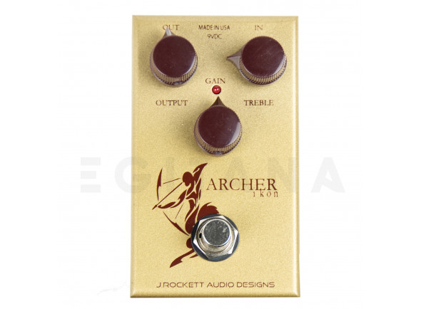 Otros efectos para guitarra electrica J. Rockett Audio Designs Archer Ikon