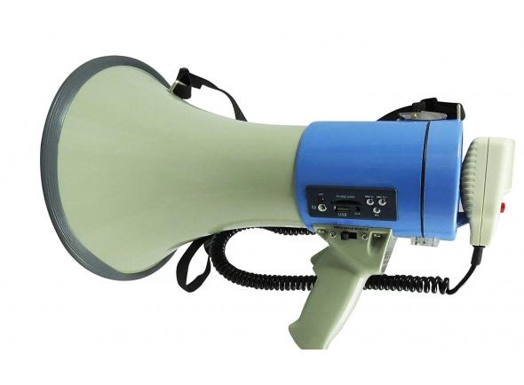 Megáfono Karma Megafone 25W c/ Gravação KM-GT1228