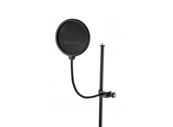 Protección contra el viento para micrófono K&M 23956 Popkiller