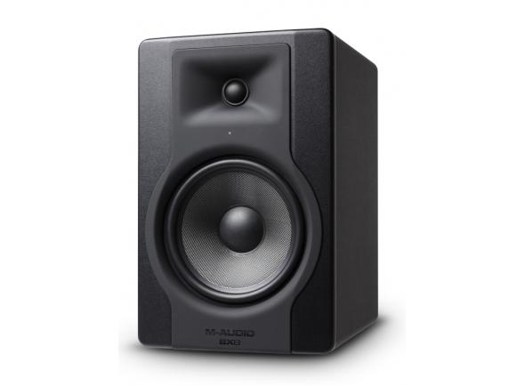 Monitores de estudio activos M-Audio BX8 D3