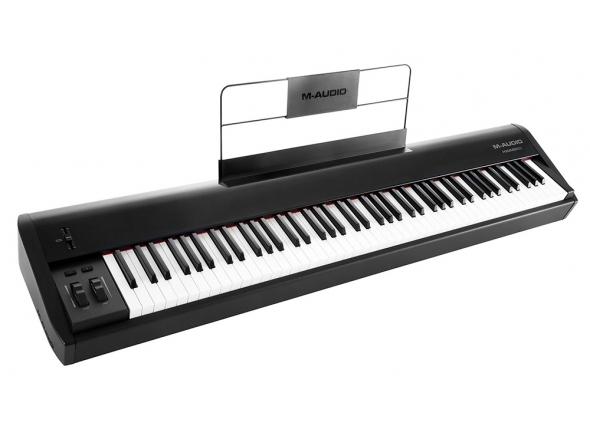 Controladores de teclados MIDI M-Audio Hammer 88