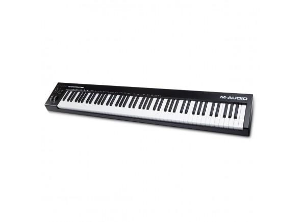 Controladores de teclados MIDI M-Audio Keystation 88 MK3