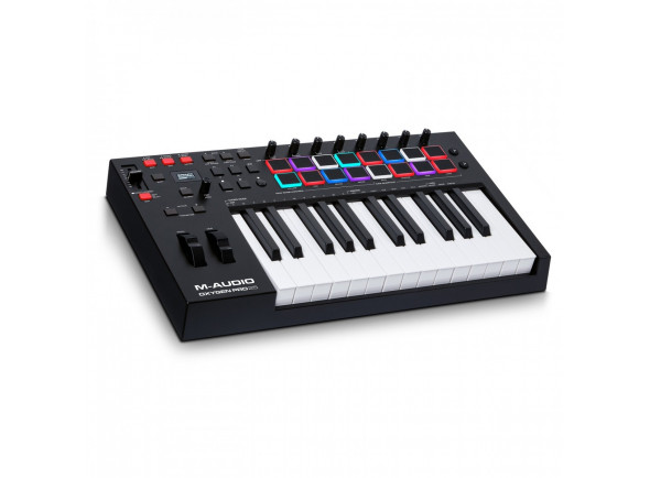 Controladores de teclados MIDI M-Audio Oxygen Pro 25 B-Stock