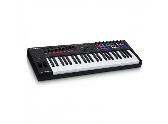 Controladores de teclados MIDI M-Audio Oxygen Pro 49