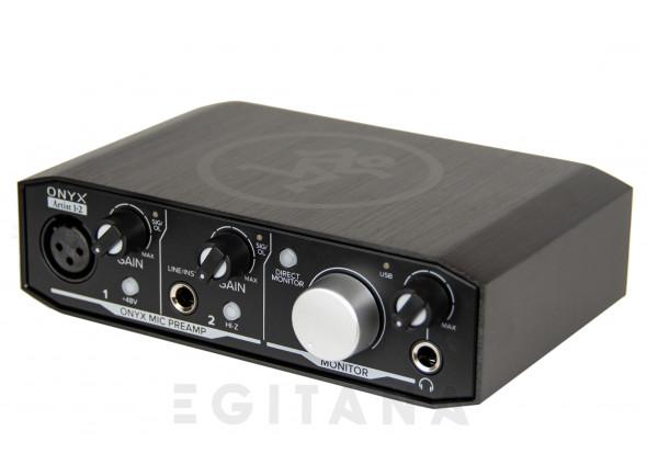Interfaz de audio USB Mackie Onyx Artist 1.2