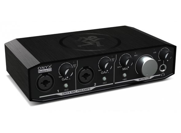 Interfaz de audio USB Mackie Onyx Producer 2x2