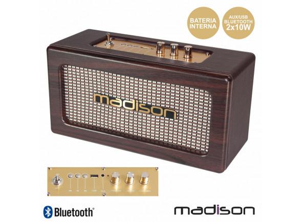 Sistemas de baterías portátiles Madison  MAD-VINTAGE-WD