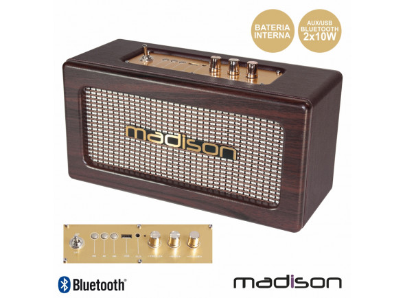 Madison  MAD-VINTAGE-WD