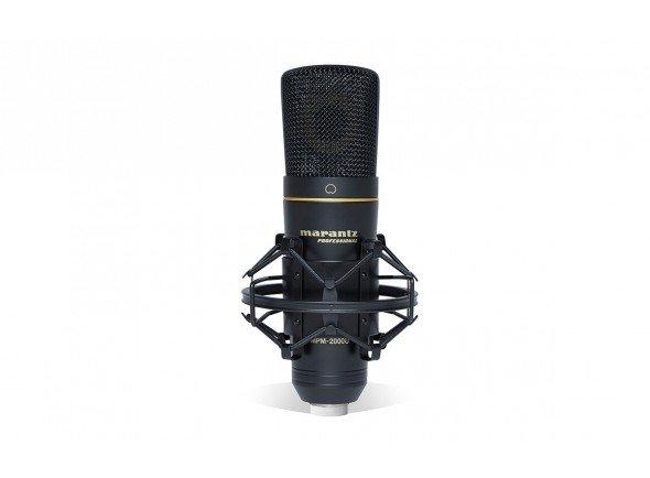 Micrófono USB Marantz MPM-2000U