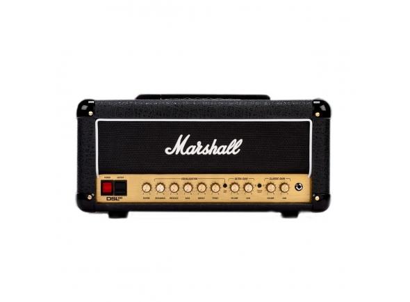 Cabezas de guitarra Marshall DSL20HR