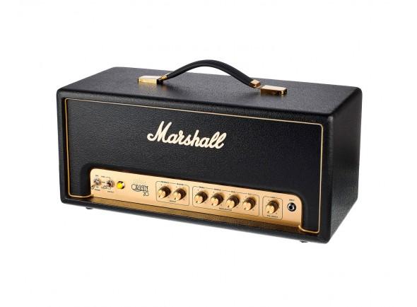 Cabezas de guitarra de tubo Marshall Origin 20H Preto