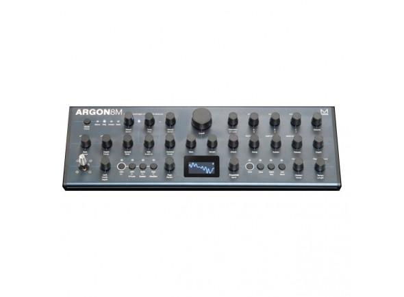 Sintetizadores y Muestras Modal Argon8M