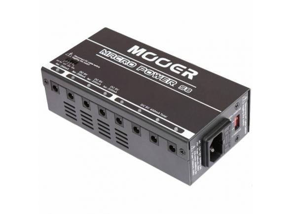 Cables de alimentación / transformadores Mooer Macro Power