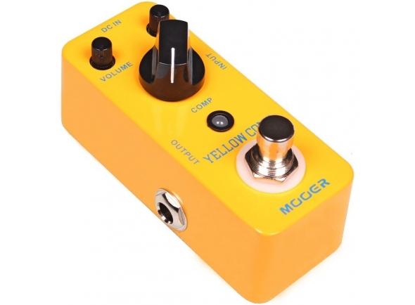 Otros efectos para guitarra electrica Mooer Yellow Comp