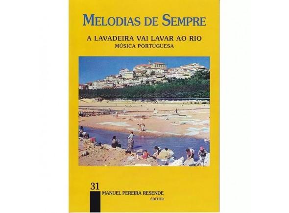 Cancionero MPR Livro Melodias De Sempre Volume 31
