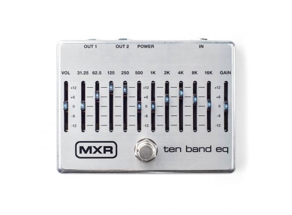 Ecualizadores MXR M-108S