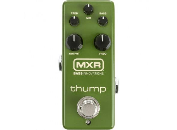 Pedal de distorsión MXR  M281 Thump Bass Preamp