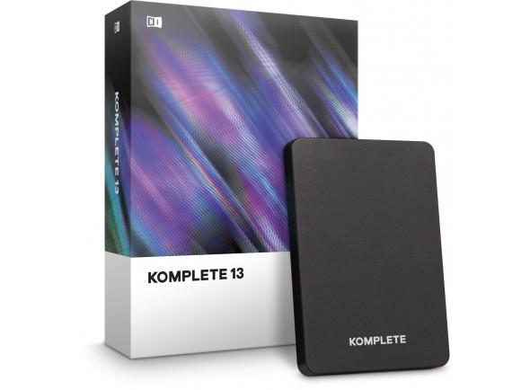 Actualizaciones y Actualizaciones Native Instruments KOMPLETE 13