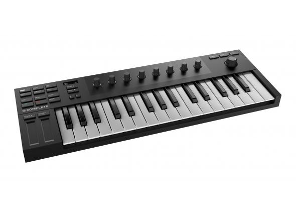 Controladores de teclados MIDI Native Instruments Komplete Kontrol M32