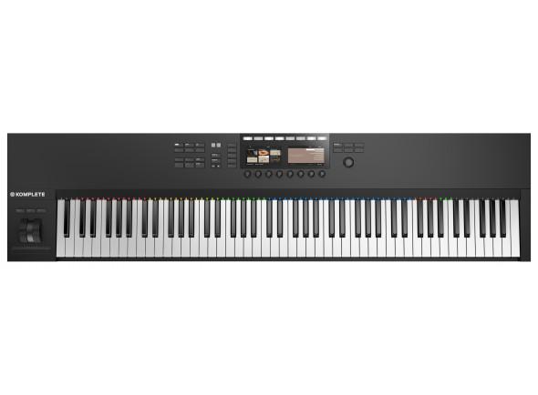 Controladores de teclados MIDI Native Instruments Komplete Kontrol S88 MK2