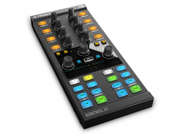 Controladores DJ Native Instruments Traktor Kontrol X1 Mk2 B-Stock