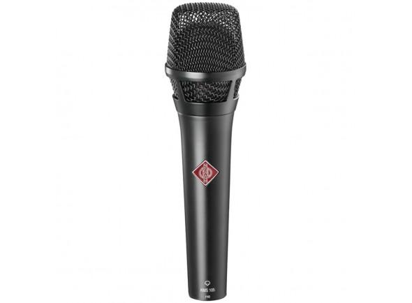 Micrófono vocal de condensador Neumann KMS 105 BK