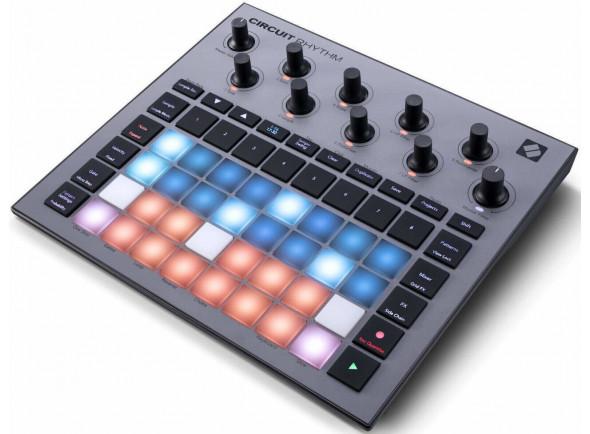 Muestreadores Novation  Circuit Rhythm