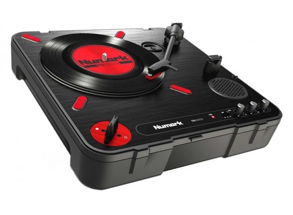 Gira-discos2 Numark PT01 Scratch