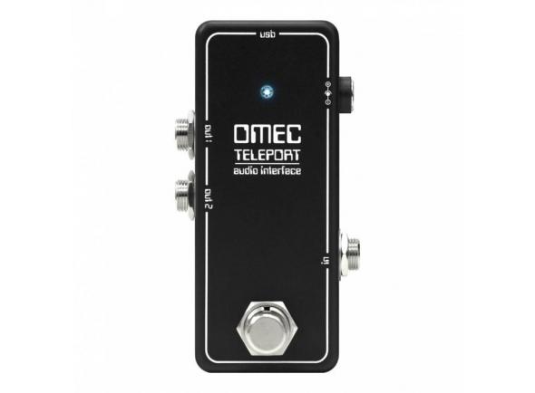 Otros efectos para guitarra electrica Orange OMEC Teleport