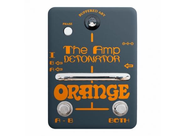 Interruptores Orange The Amp Detonator - ABY pedal