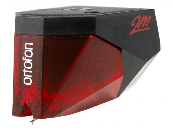Cabeza Ortofon DJ 2M-RED